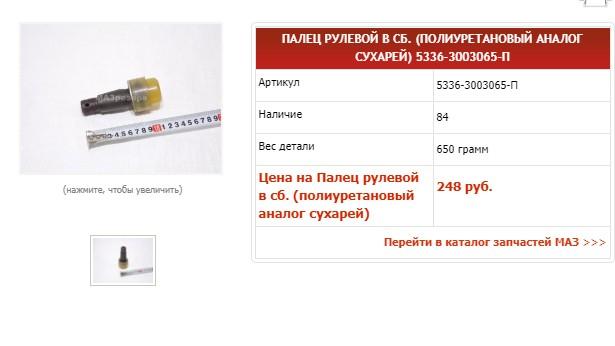 Замена пальцев рулевых наконечников на полиуретановые. 2