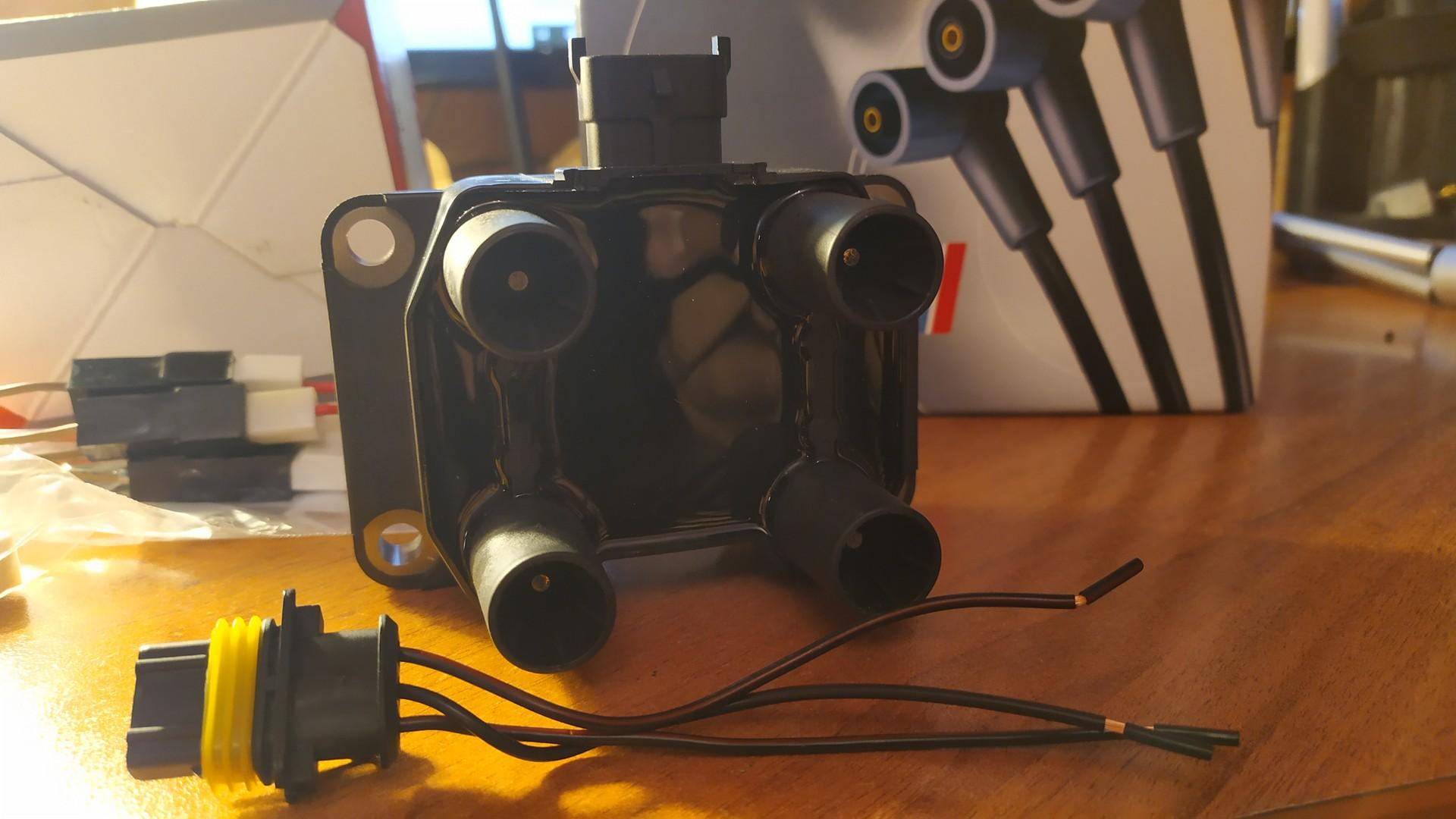 Модуль зажигания от ВАЗ