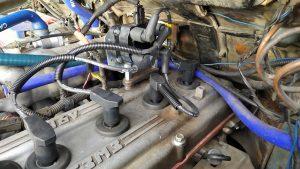 Модуль зажигания от ВАЗ вместо катушек ЗМЗ 405 Евро 2