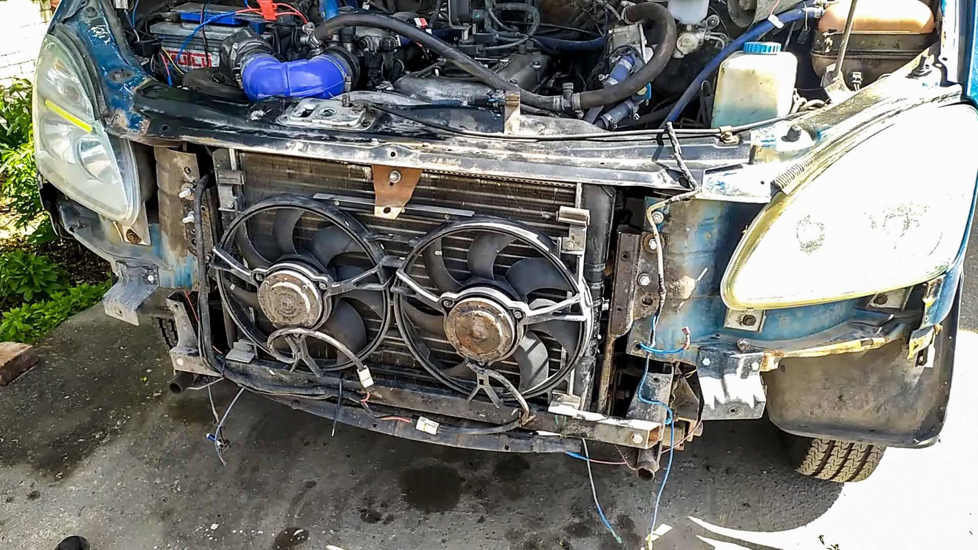 греется двигатель газель